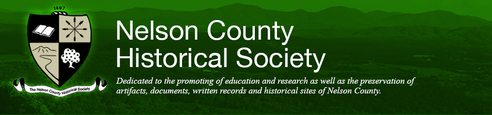 Nelson County Historical Society